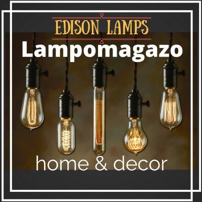 Λάμπες Edison - Διακοσμητικές Λάμπες